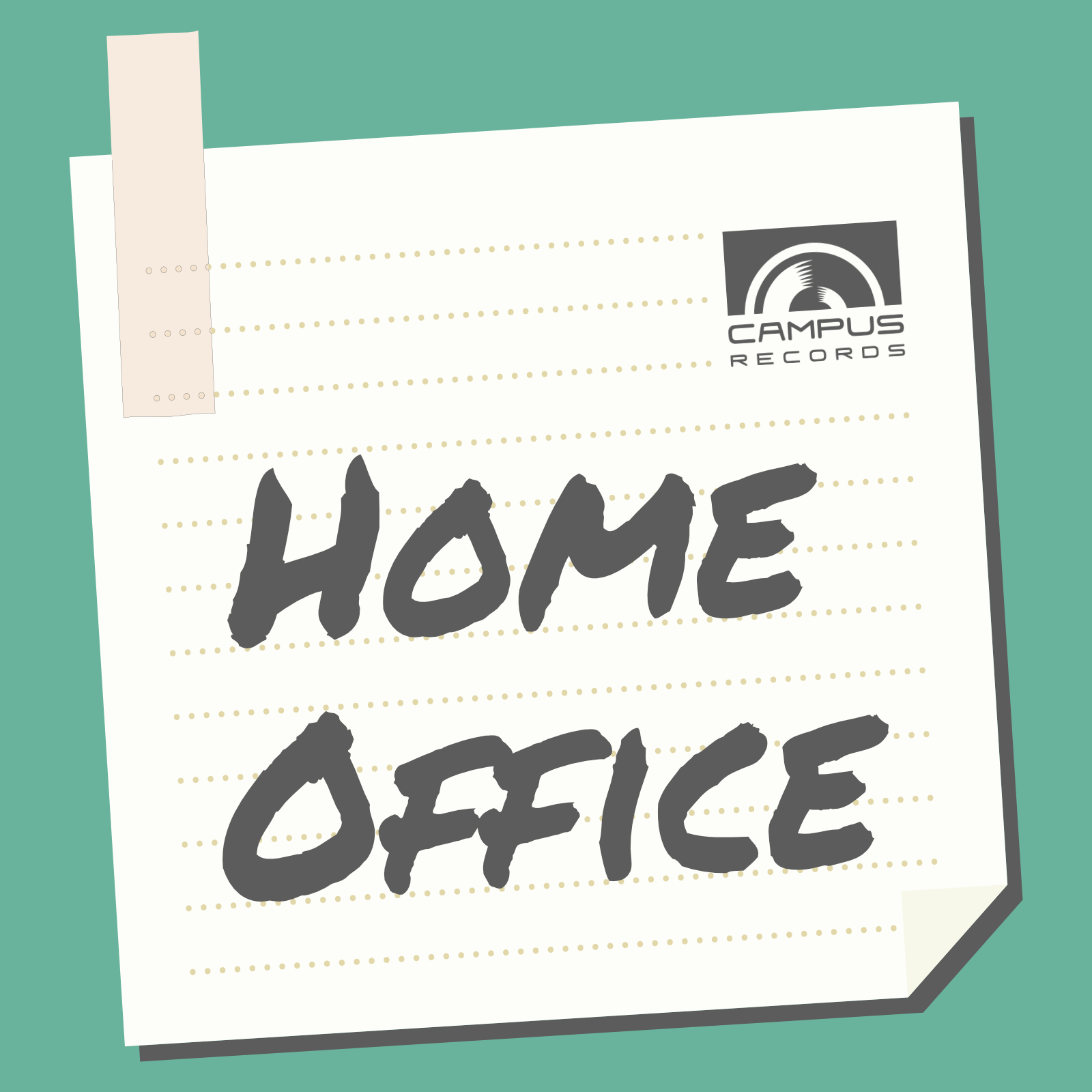 CR Spotify Playlist Home Office